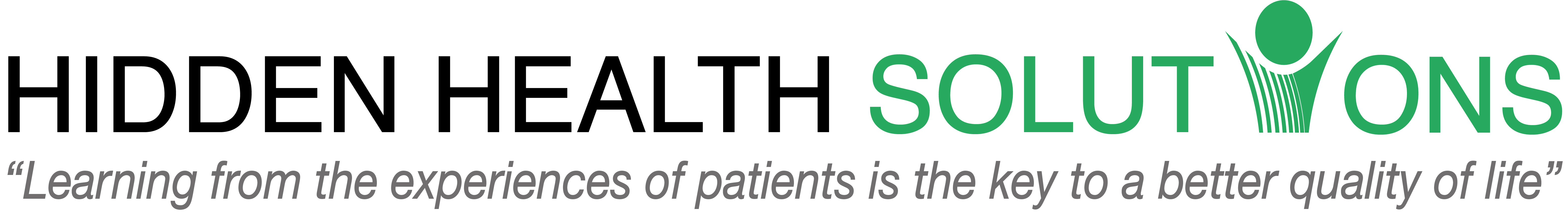 HIDDEN HEALTH SOLUTIONS logo